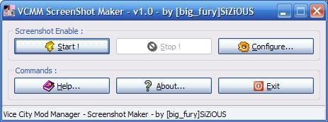 VCM Screenshot Maker